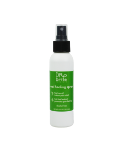 Dr. Brite Oral Healing Spray Natural Tea-Tree Plant Based