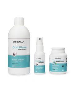 Oravall Fresh Breath Kit