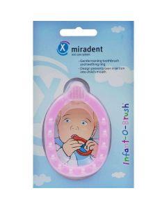 Miradent Baby Toothbrush Playfull Oral Hygiene 3 months