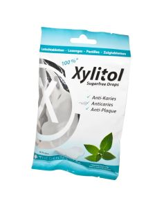 Miradent Xylitol Drops Strong Teeth Tooth Decay Cariës Plaque
