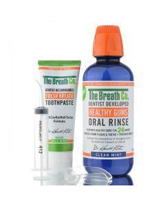 The Breath Co. Healthy Gums Kit